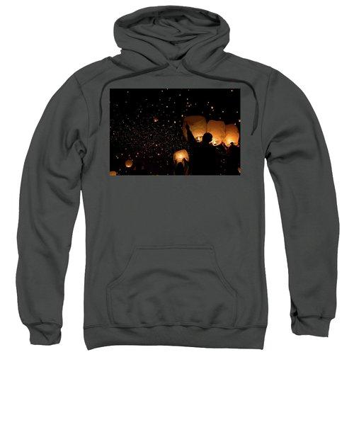 Lantern Fest Group Sweatshirt
