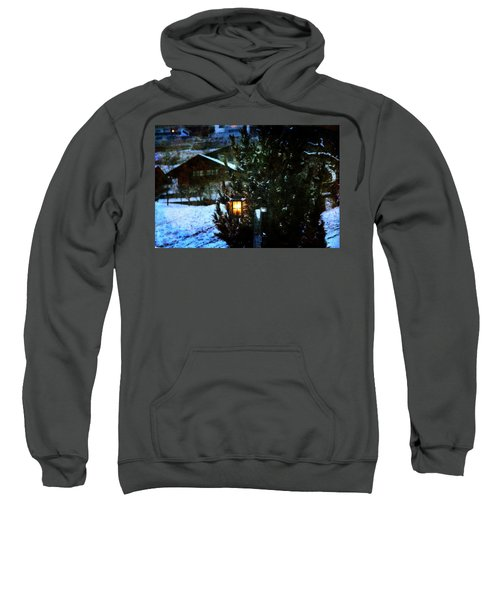 Lantern In The Woods Sweatshirt