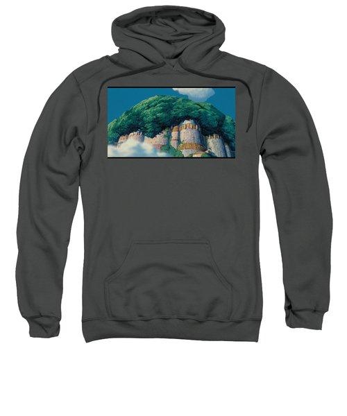 Laputa Castle In The Sky Sweatshirt