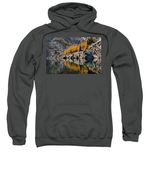 Larch Reflection In Enchantments Sweatshirt