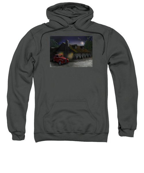 Last Call Sweatshirt