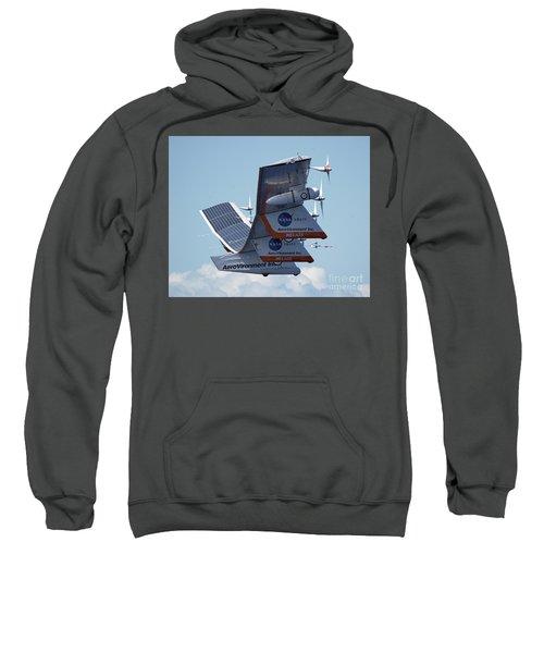 Last Flight Of The Helios Prototype 2003 Sweatshirt
