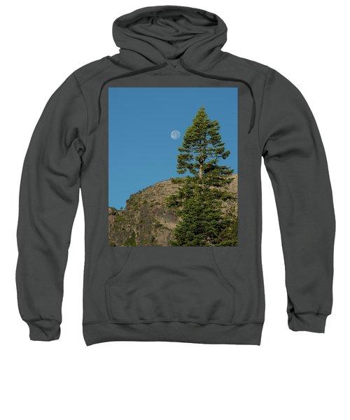 Last Moments Of A Full Moon Sweatshirt