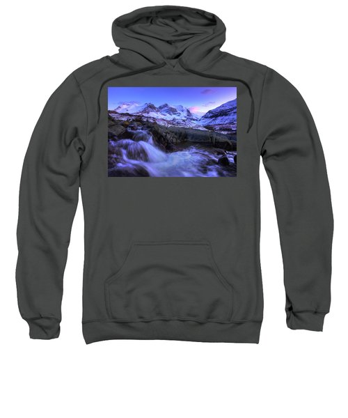 Last Rays On Andromeda Sweatshirt