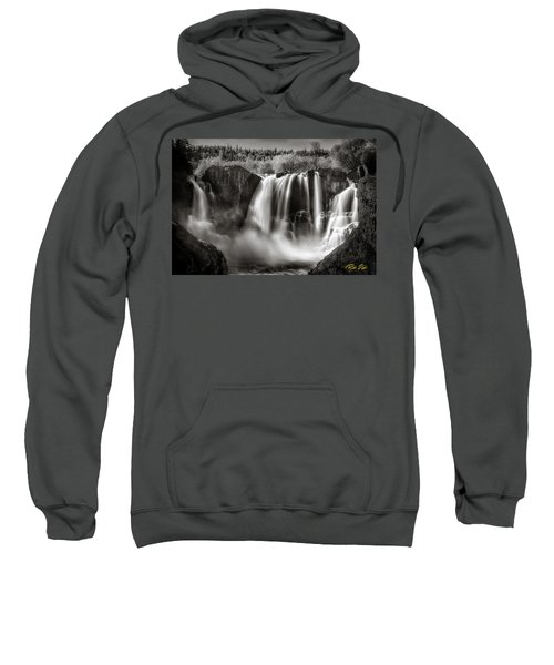 Late Afternoon At The High Falls Sweatshirt