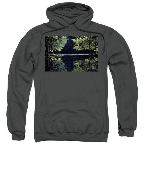 Late Afternoon Reflection Sweatshirt