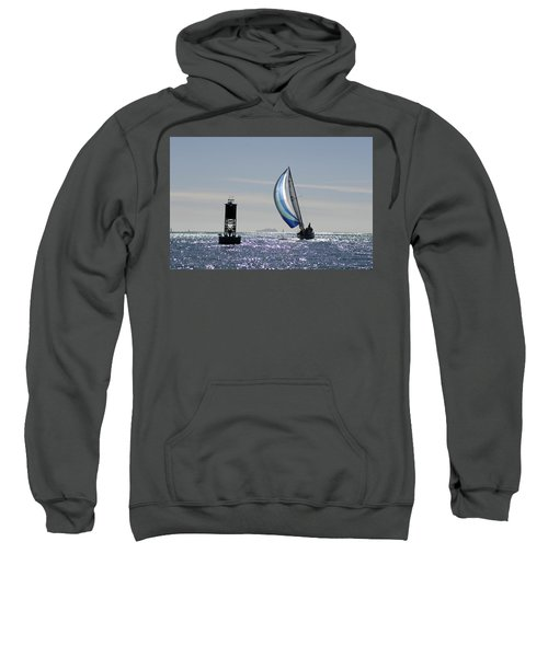 Late Afternoon Sail Sweatshirt