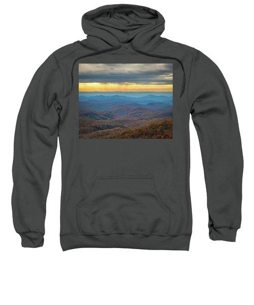 Late Autumn Vista Sweatshirt