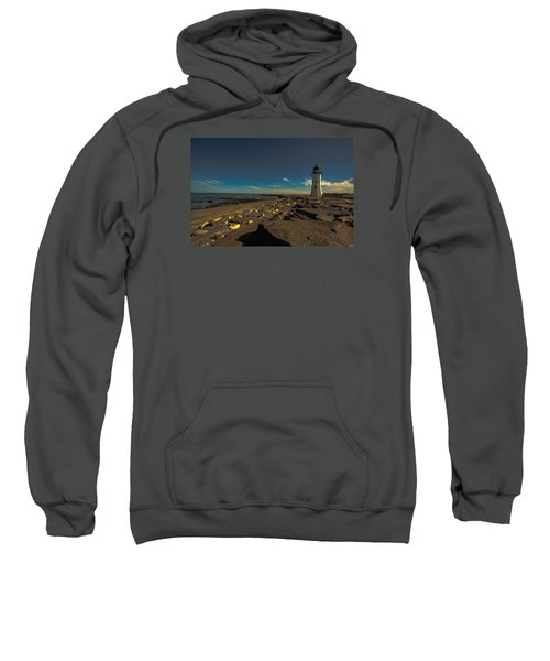 Late Light At The Light Sweatshirt