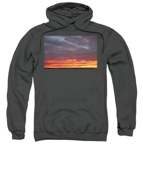 Late Prairie Sunrise Sweatshirt