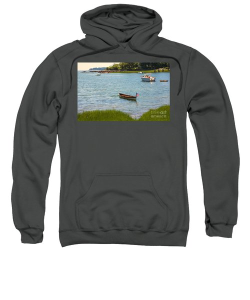 Later Afternoon Sun Sweatshirt