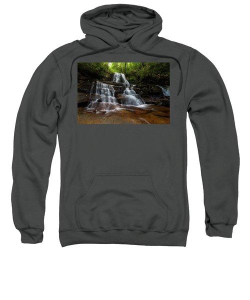 Laurel Falls Great Smoky Mountains Tennessee Sweatshirt