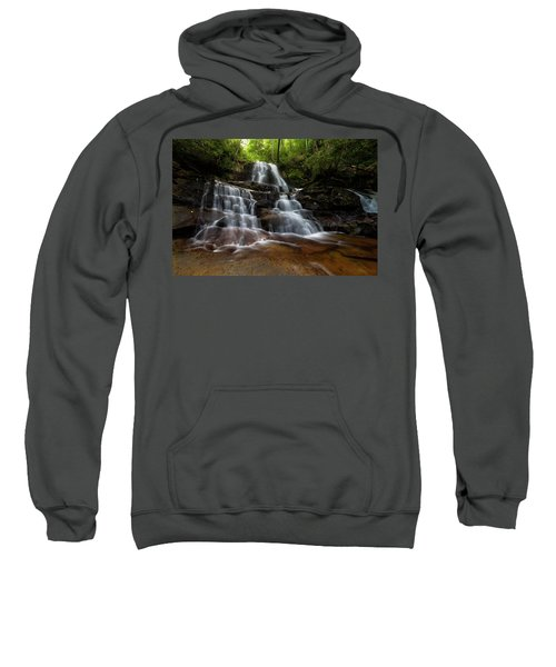 Laurel Falls Great Smoky Mountains Tennessee Sweatshirt