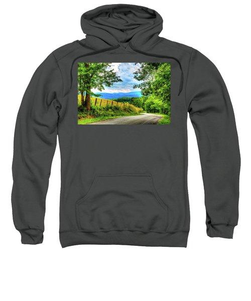 Laurel Hill View Sweatshirt