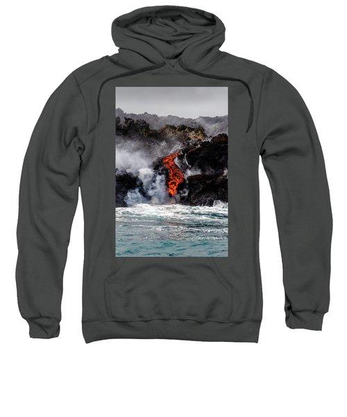 Lava Snake Sweatshirt