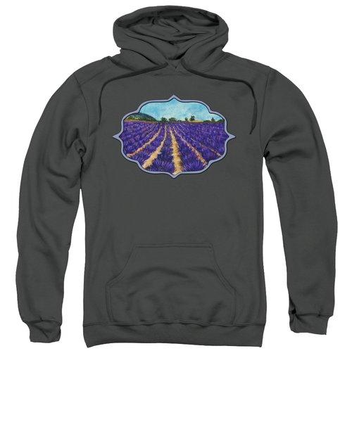 Lavender Afternoon Sweatshirt