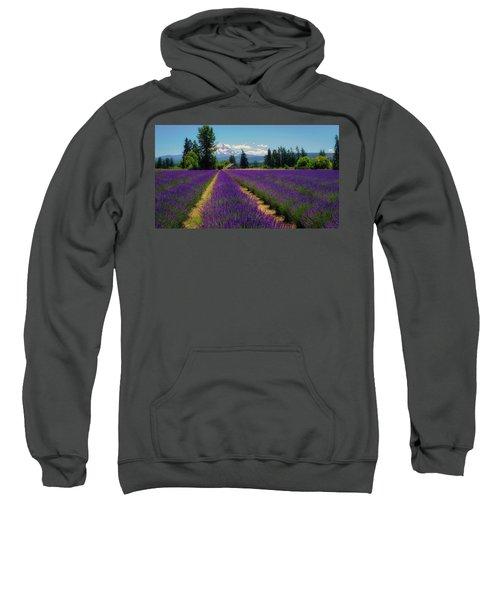 Lavender Valley Farm Sweatshirt