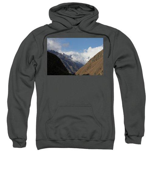 Layers Of Mountains Sweatshirt