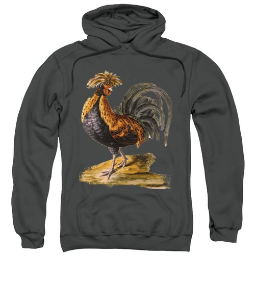 Le Coq Rooster T Shirt Design Sweatshirt by Bellesouth Studio