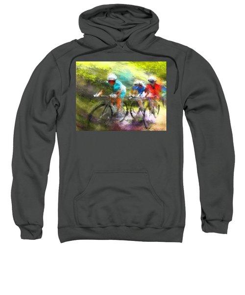 Le Tour De France 11 Sweatshirt