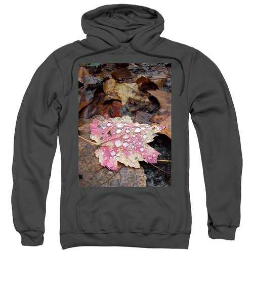 Leaf Bling Sweatshirt
