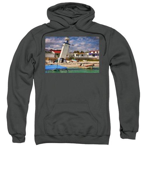 Leaning Lighthouse Sweatshirt