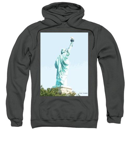 Leap Of Liberty Sweatshirt