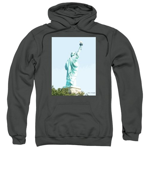 Leap Of Liberty Sweatshirt