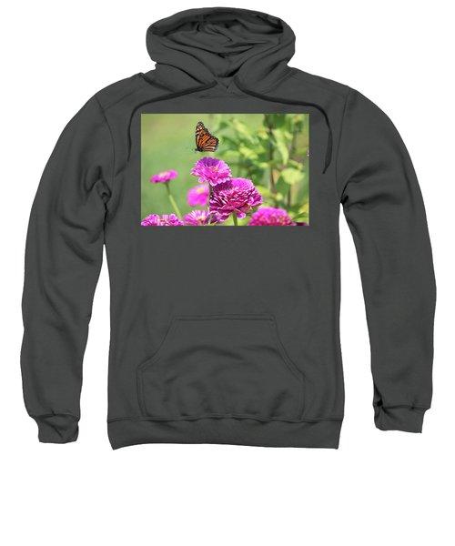 Leaping Butterfly Sweatshirt