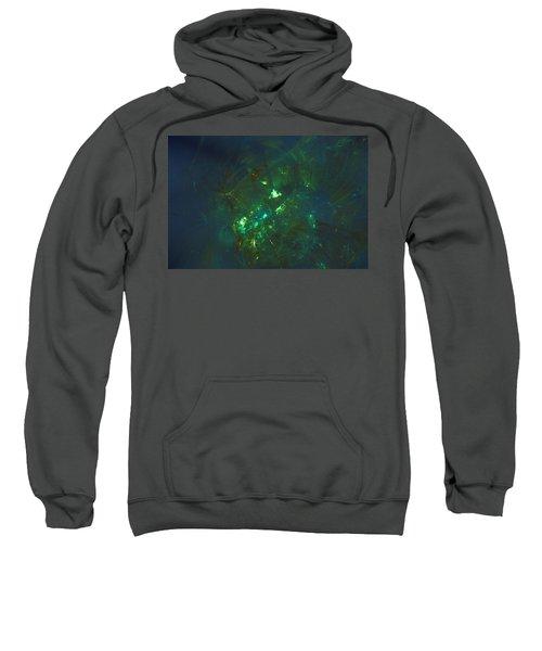 Leave The Past Behind Sweatshirt