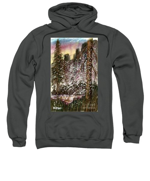 Leaves Of Change  Sweatshirt