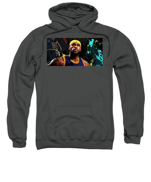 Lebron Sweatshirt