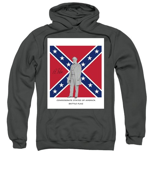 Lee Battleflag Sweatshirt