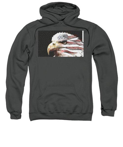 Legally Unlimited Eagle Sweatshirt