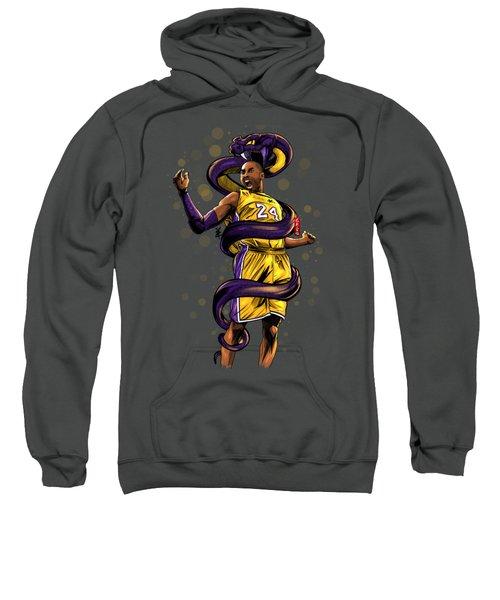 Legend Black Mamba Sweatshirt by Akyanyme