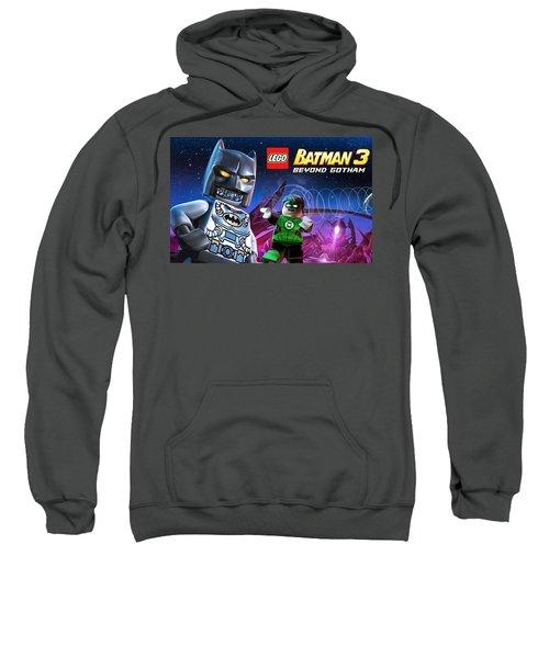 Lego Batman 3 Beyond Gotham Sweatshirt