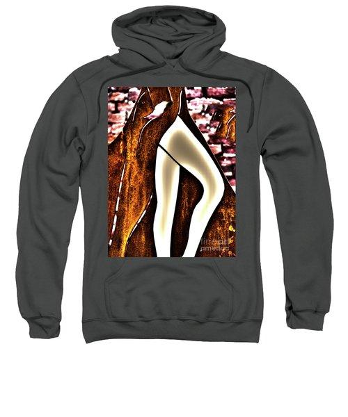 Legs_1 Sweatshirt