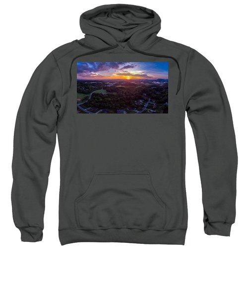 Lenoir North Carolina  Sunset Sweatshirt