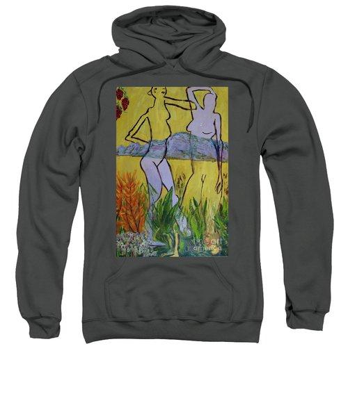 Les Nymphs D'aureille Sweatshirt