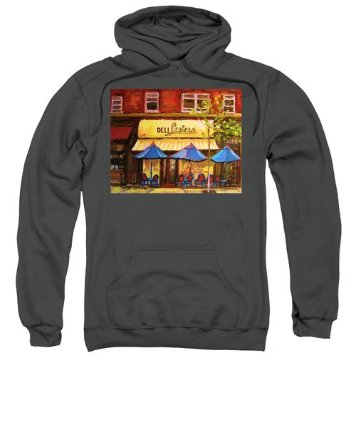 Lesters Cafe Sweatshirt