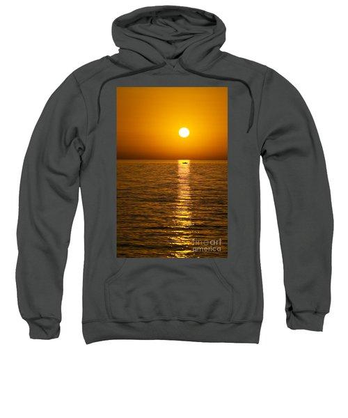 Lesvos Sunset Sweatshirt