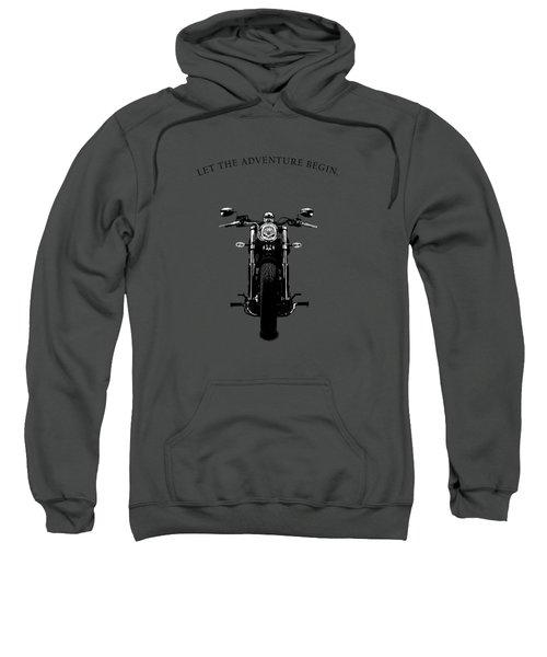 Let The Adventure Begin Sweatshirt