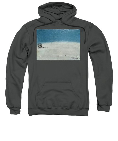 Let There Be Peace Sweatshirt