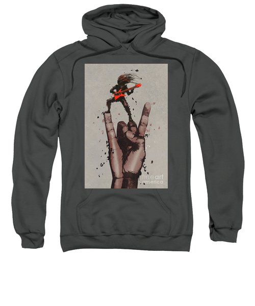 Let's Rock Sweatshirt