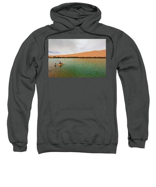 Libyan Oasis Sweatshirt