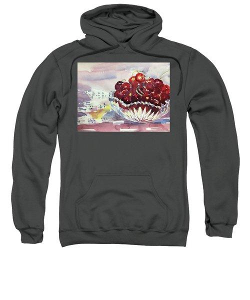 Life Is Just A Bowl Of Cherries Sweatshirt
