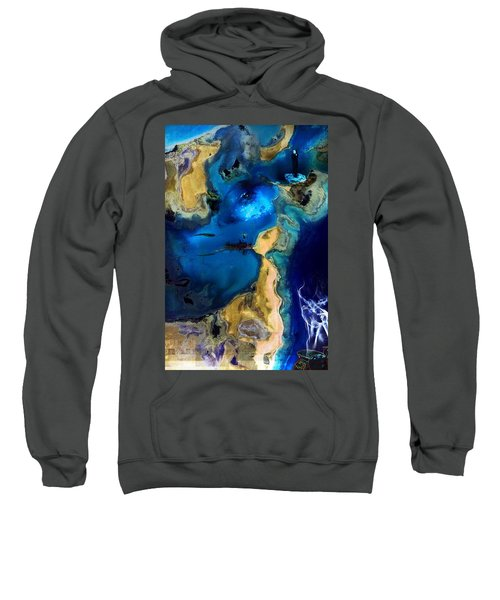 Life Stream Sweatshirt