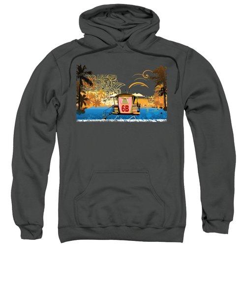 Lifeguard Station 6b Sweatshirt