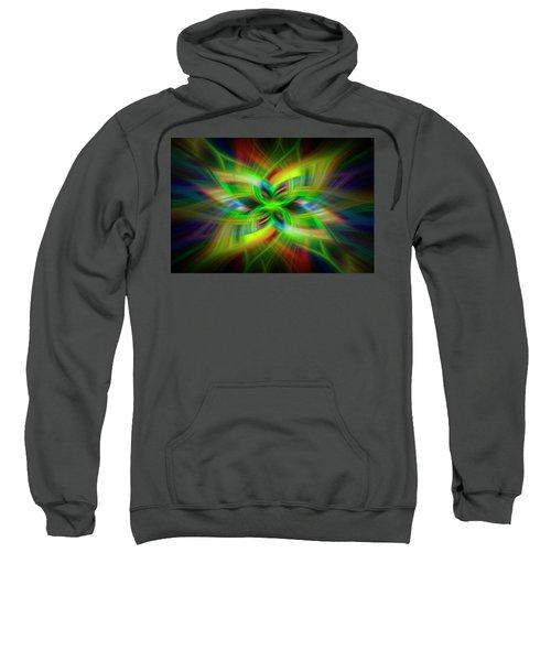 Light Abstract 1 Sweatshirt