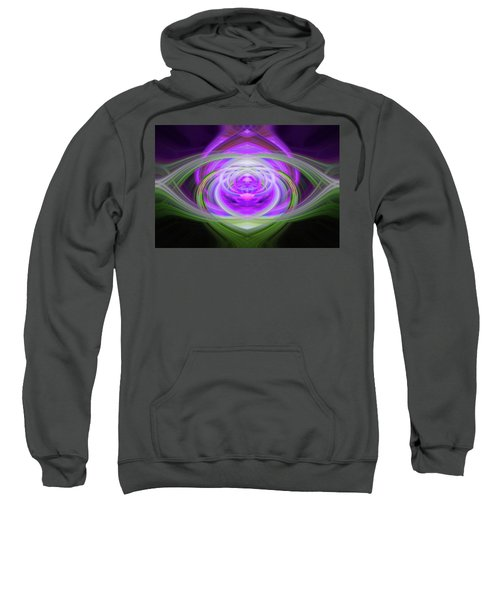 Light Abstract 3 Sweatshirt